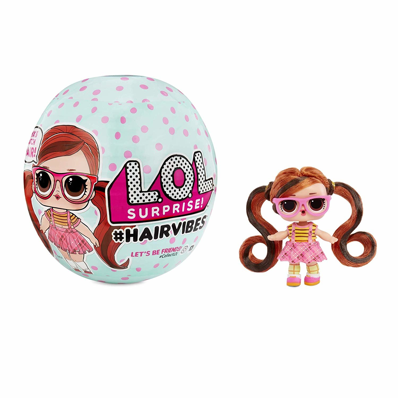 Кукла Лол 7 серия купить в Минске, Лол с париками