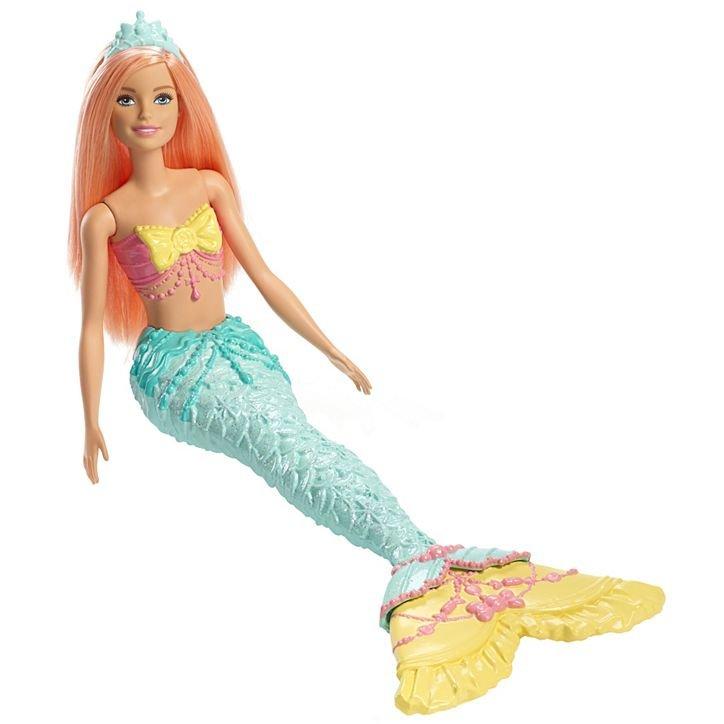 barbie dreamtopia русалка