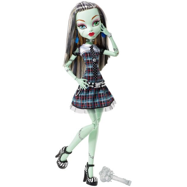 Кукла Monster High Фрэнки Штейн Страшно-огромные (42 см)