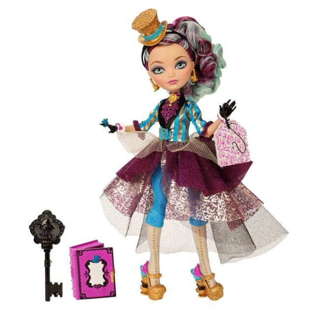 Кукла Ever After High Меделин Хеттер День наследия