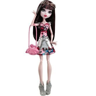 Кукла Monster High Дракулаура Бу Йорк, Бу Йорк