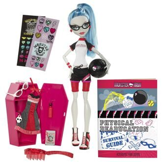 Кукла Monster High Гулия Йелпс В классе