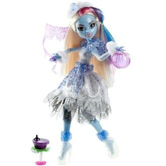 Кукла Monster High Эбби Боминейбл Маскарад, Хэллоуин