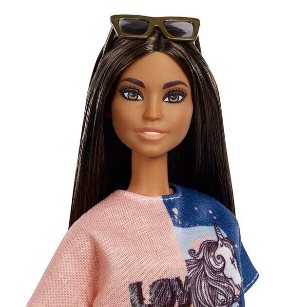Кукла Barbie Fashionistas FXL43