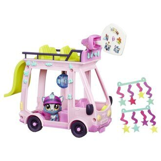 Игрушка Littlest Pet Shop Автобус B3806