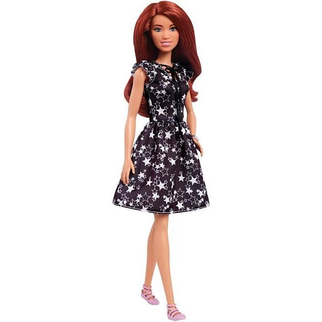Кукла Barbie Fashionistas FJF39