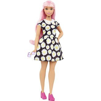 Кукла Barbie Fashionistas DVX70 Пышная