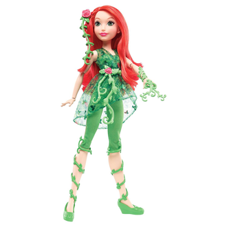 Кукла DC Super Hero Girls Poison Ivy DLT67​