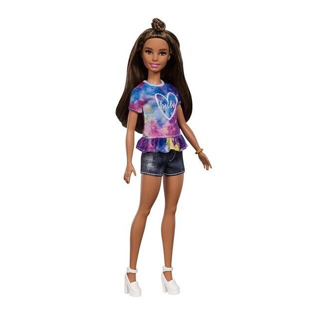 Кукла Barbie Fashionistas FYB31
