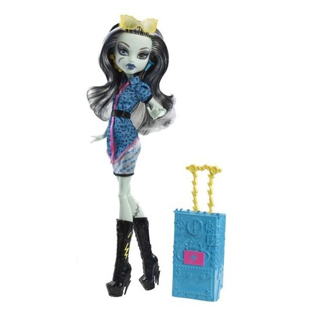 Кукла Monster High Фрэнки Штейн Скариж