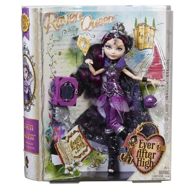 Кукла Ever After High Рeйвен Квин День Наследия
