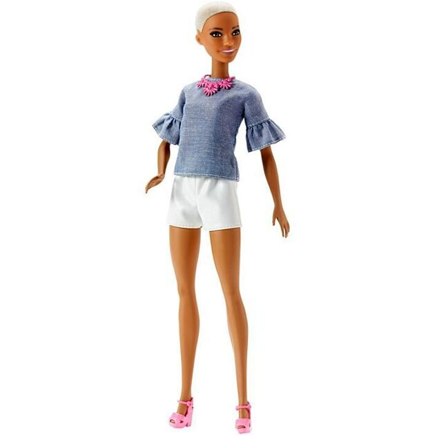 Кукла Barbie Fashionistas FNJ40