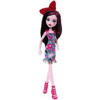 Кукла Monster High Дракулаура Эмодзи