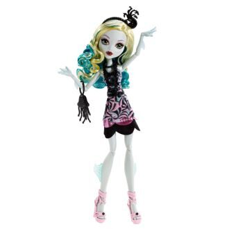 Кукла Monster High Лагуна Блю Страх, Камера, Мотор