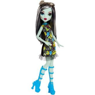 Кукла Monster High Фрэнки Штейн Эмодзи