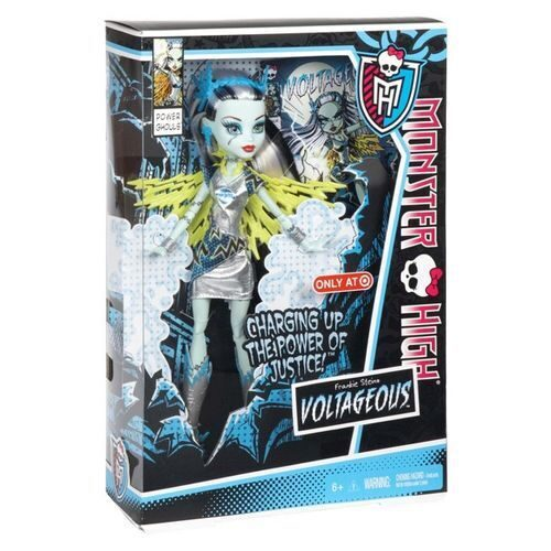 Кукла Monster High Фрэнки Штейн Супергерои