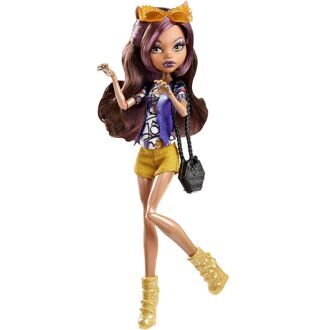 Кукла Monster High Клодин Вульф Бу Йорк, Бу Йорк