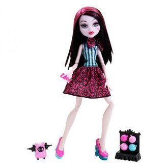 Кукла Monster High Дракулаура Карнавал