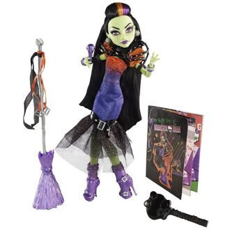 Кукла Monster High Каста Фирс Маскарад